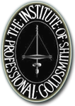 the Institute of Professional Goldsmiths logo
